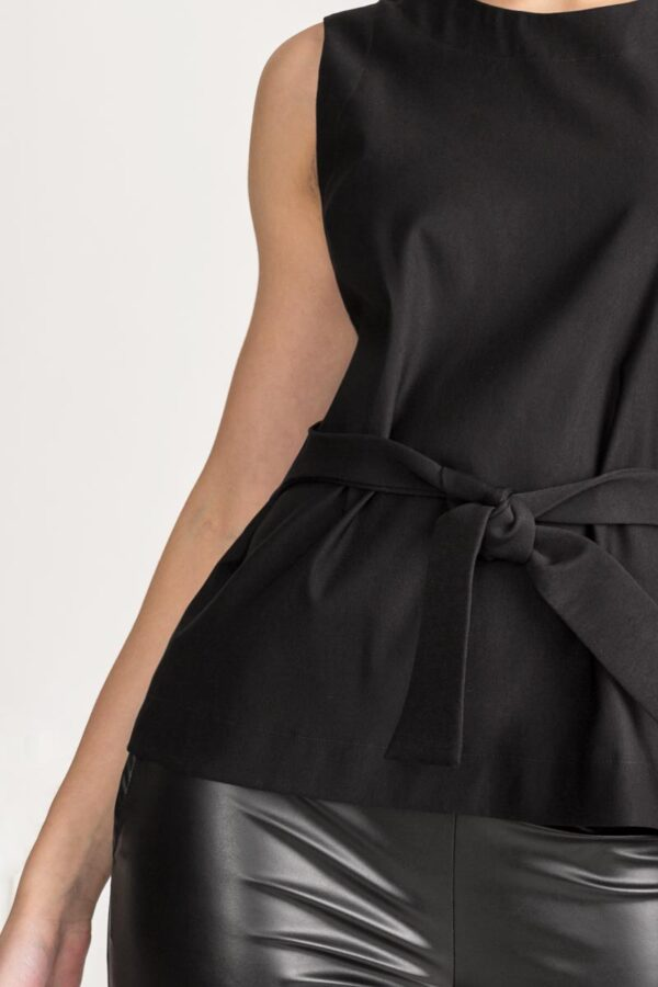 maglia con cintura giotta
