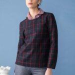 maglia in lana riciclata giotta